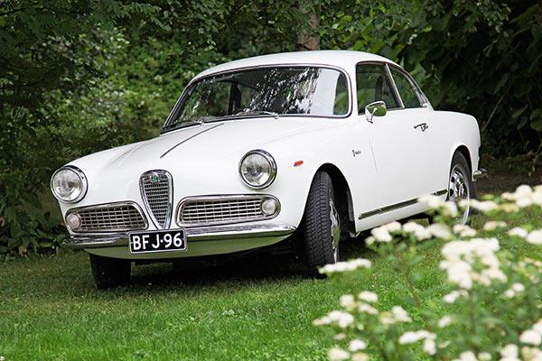 Pitkällinen sprintti – Alfa Romeo Giulia Sprint