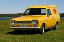 Pulmapuodin pirteä paku – Ford Escort Van