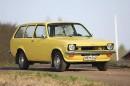 Aikuisena autokouluun - Opel Kadett Caravan