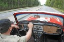Michelottin mestariteos – Triumph TR4
