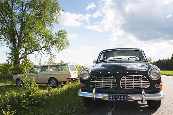 Muskeliärrät – Volvo 121 ja 145S R-Sport