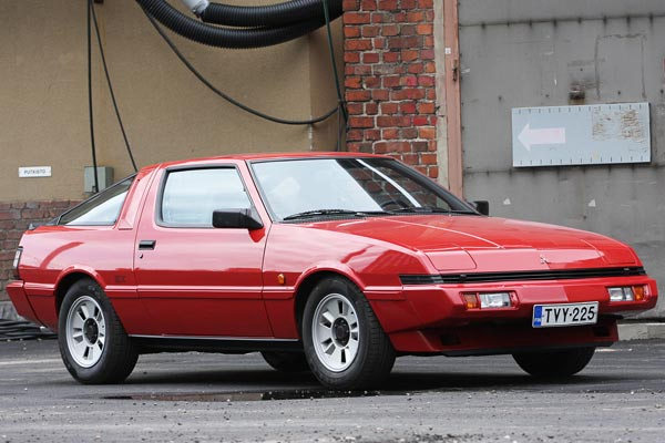 Mitsubishi Starion Turbo 1985