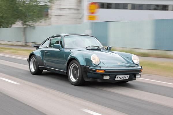 Porsche 911 Turbo ´79 - Toteutunut unelma