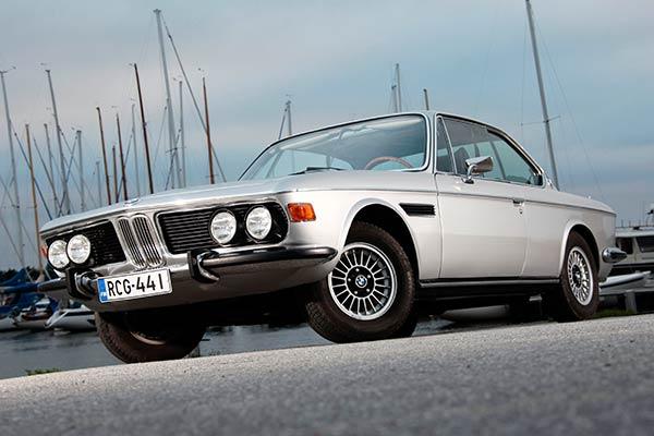 BMW 3.0 CSi ´75 – Ei mikään hetken ihastus