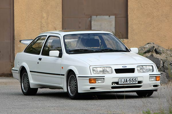 Ford Sierra RS Cosworth ´86 – Siipicossu