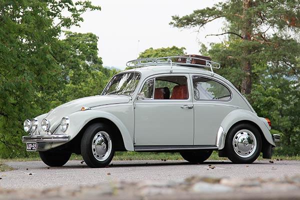 Volkswagen 1500 ´68 - Valmistujaislahja