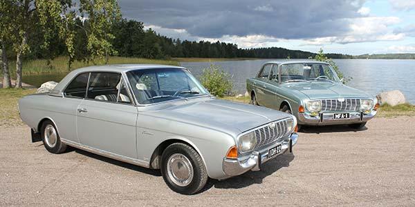 Ford Taunus 20M TS HT ja Sedan - Kaksikko 60-luvulta