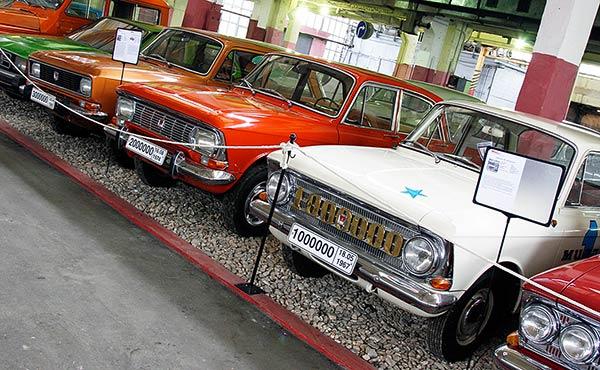moskovan-auto-retro-museo