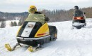 Ski-Doo Elan ja TNT - Hanget, korkeat nietokset