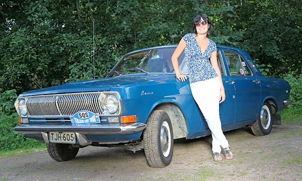 Volga M-24 '75 - Vielä virtaa