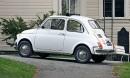 Fiat 500L '72 - Sisäänajettu