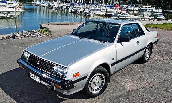 Mitsubishi Sapporo GSR '81