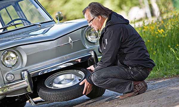 Renault 8 '67 - Pitkään itänyt haave