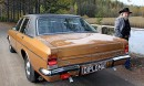 Opel Diplomat '75 - Diplomaatti ja boheemi