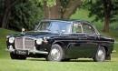 Rover 3-Litre Mark II '64 - Sadepäivän auto