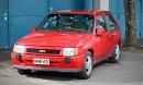 Opel Corsa GSi '88 - Yksi viidestä ensimmäisestä