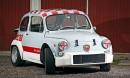 Fiat Abarth 1000 TC Corsa '67 - Aito Skorpioni