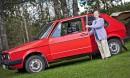 VW Golf C '83 - Hyväksi havaittu