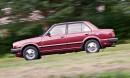 Honda Civic '83 - Museoikään varttunut
