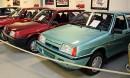 Uudenkaupungin automuseo: Suomi-Saab ja sen jälkeläiset