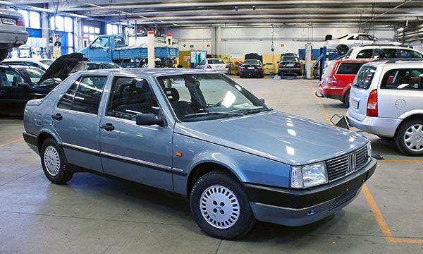 Fiat Croma 2.0ie '89 - Lähes ajamaton