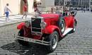 Prahan sightseeing-autot