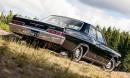 Chevrolet Impala ´66 – Iso, musta ja kiiltävä