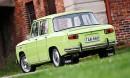 Renault 8S ´72 – Hihnan viimeisiä