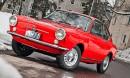 Fiat 850 Coupé ´67 – Söpöferrari
