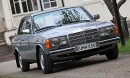 Mercedes-Benz 250 Automatic '80 –Maltilla matkattu