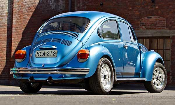 Volkswagen 1303S Big '74 – Kokoisekseen iso