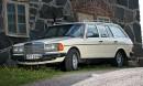 Mercedes-Benz 280 TE '79 – Arabialaista teetä