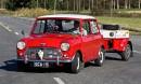 Austin Mini '66 – Matkantekoa Minillä