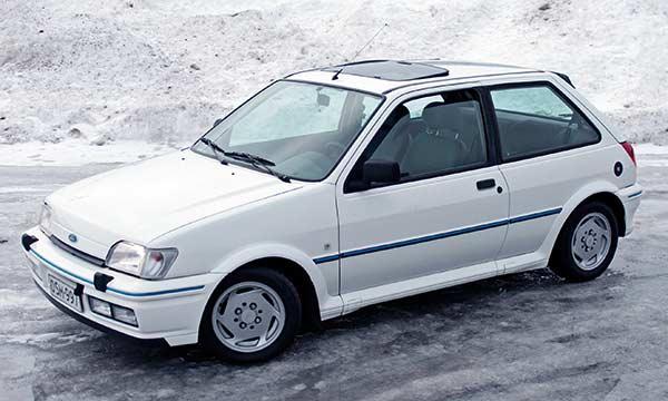 Tuleva klassikko – Ford Fiesta XR2i