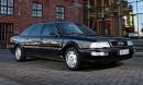 Audi V8 Lang '90 – Johtotehtävissä