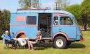 Renault Goelette -matkailuauto –Rento reissuauto