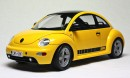 Pienoismalli – VW New Jeans Beetle