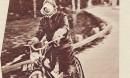 Simson-mopedilla Helsingistä napapiirille