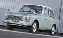 Austin A40 Farina Countryman '62 – Kansakunnan tarpeisiin