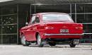 Ford Taunus 12M '67 – Lapsuusajan Taunus
