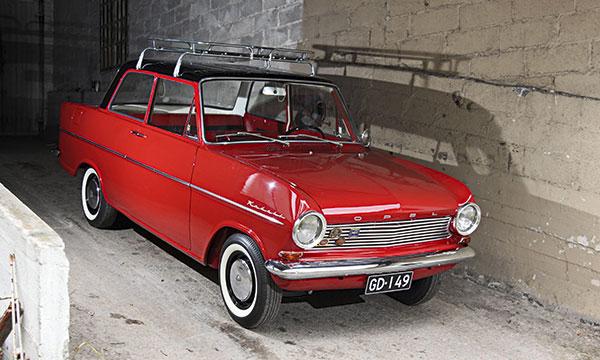 Opel Kadett ´65 – Pieni auto, suuri projekti