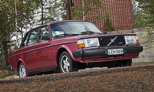Volvo 244 Turbo '81 – Tuplattu turbo