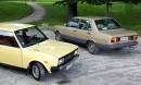 Fiat 131 Mirafiori ´75 & ´84 – Kukoistuskausi