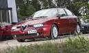 Tuleva klassikko – Alfa Romeo 156 TS