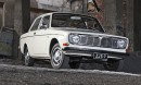 Volvo 142 '72 – Takavuosien haaveauto