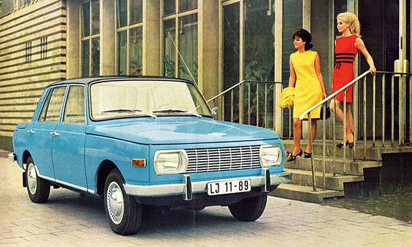 Takavuoden auto – Järjen ja tunteen valintoja