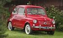 Fiat 600 D ´64 – Harkittu hankinta
