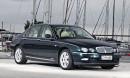Tuleva klassikko – Rover 75