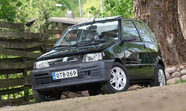 Tuleva klassikko – Fiat Cinquecento