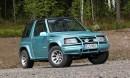 Tuleva klassikko – Suzuki Vitara